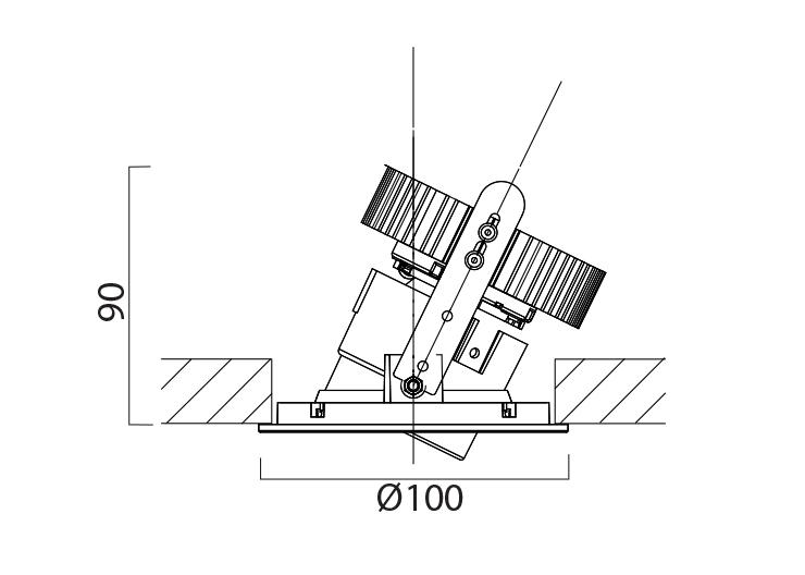 Line Art Generator : Dal designed architectural lighting